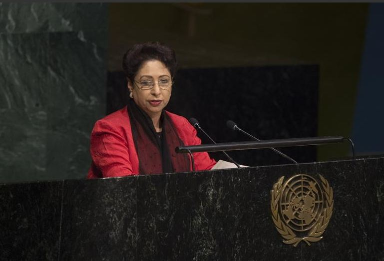 No talks with India on one-point agenda, says Maleeha Lodhi