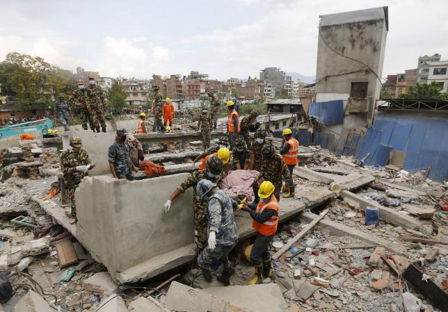 Nepal asks foreign nations to end search, rescue operations