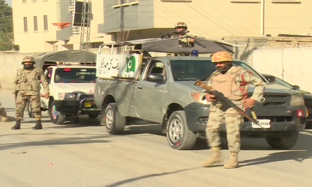 Mastung tragedy death toll rises to 22; seven terrorists killed in FC operation