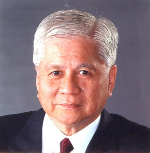 Secretary Del Rosario 2x2