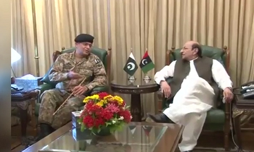 Corps Commander Karachi, Sindh CM & Governor agree to expedite targeted operation