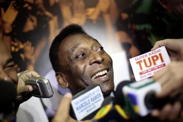 Former Brazil football great Pele undergoes prostate surgery
