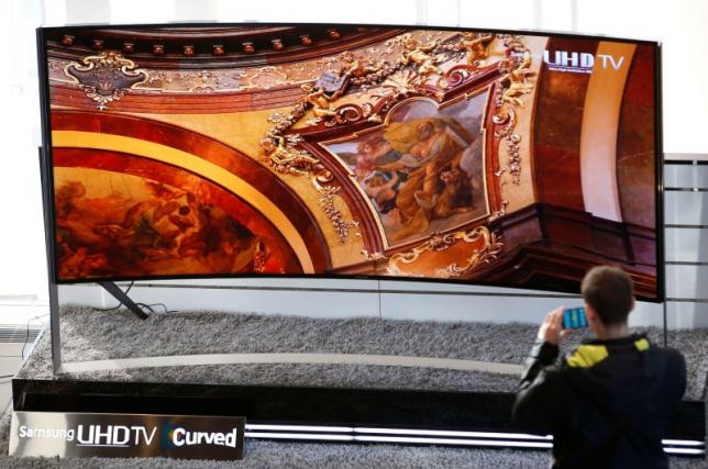 Samsung Electric says halts TV production in Thailand