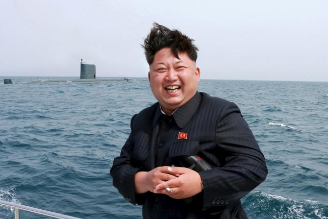 North Korea announces firing ballistic missile from submarine