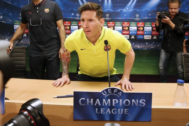 Messi is unstoppable, says Bayern coach Guardiola