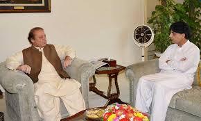 PM Nawaz, Nisar meet in Islamabad
