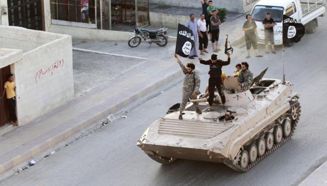 Emboldened in Syria and Iraq, Islamic State may be reaching limits of expansion