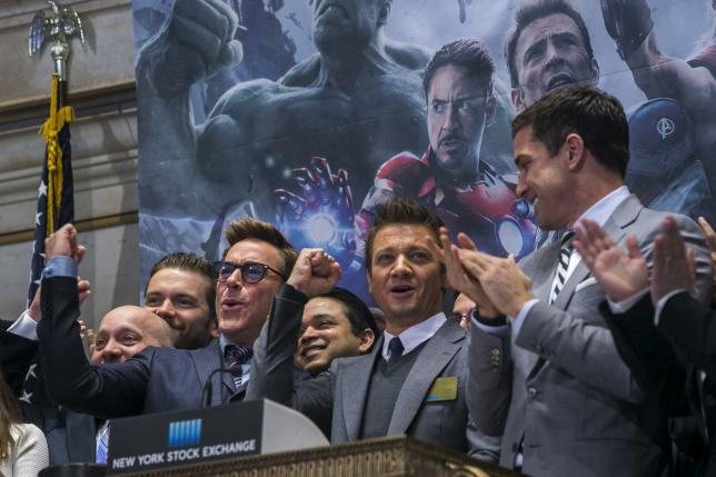 'Avengers: Age of Ultron' Tops With $77.2 Million, 'Hot Pursuit' Flounders