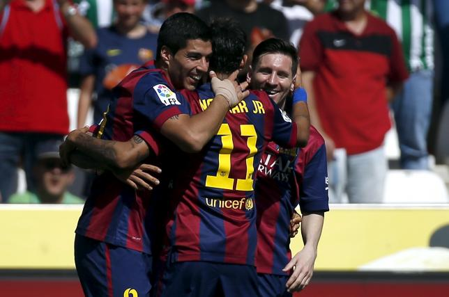 Barca attack on fire, defence yet to dispel doubts