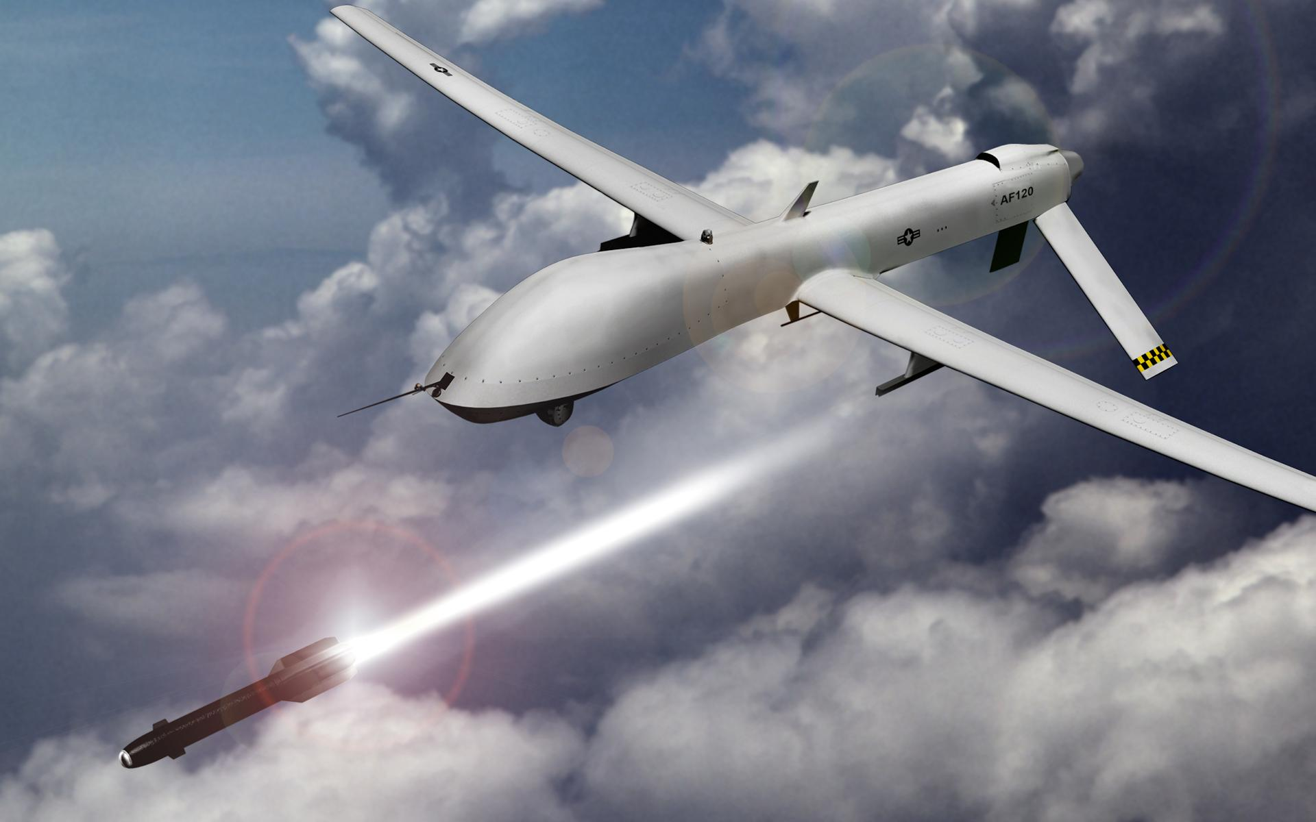 WAR OF THE DRONES: Today's weapon of choice?…