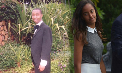 Kenyan lawyer offers 50 cows, 70 sheep & 30 goats to wed Obama's daughter Malia
