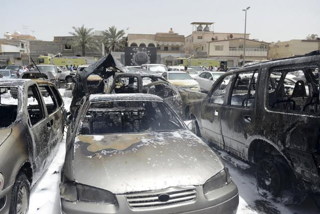 Four killed in foiled attack on Dammam mosque