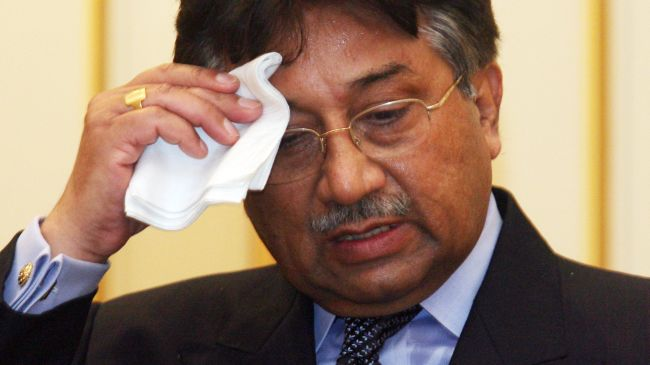 Court rejects Pervez Musharraf's request for exemption from appearance