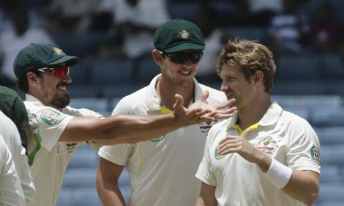 Australia crush West Indies to win Test series 2-0