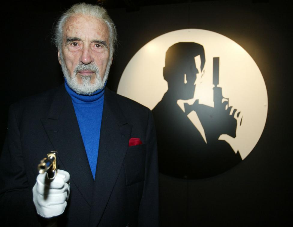 British actor Christopher Lee dies aged 93