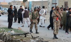 Quetta: FC arrests three from Naseerabad