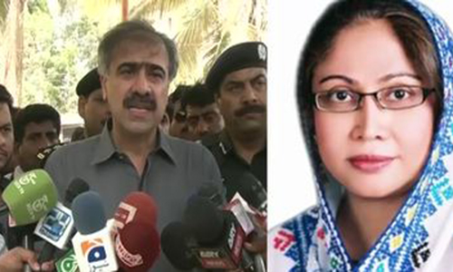 PPP leader Faryal Talpur suddenly leaves for Dubai