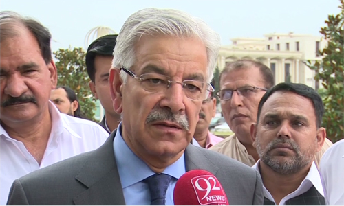 Kh Asif says 75-80pc areas receiving uninterrupted power supply