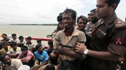 Muslims Myanmar