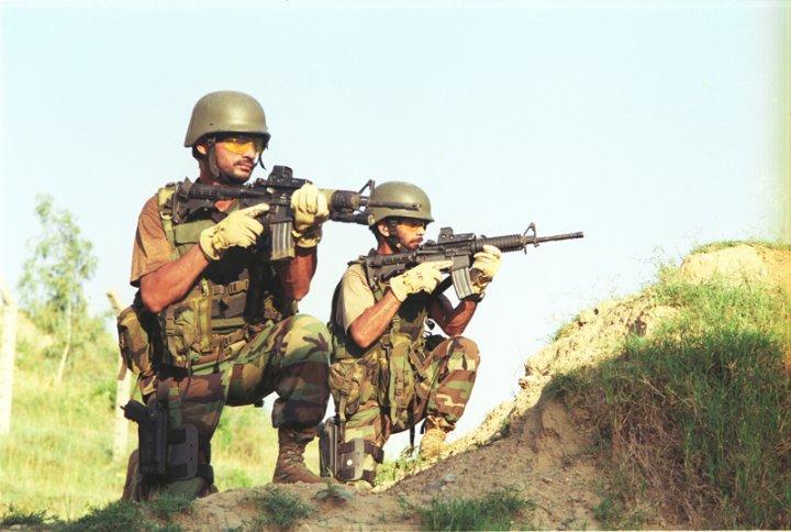 Ssg Commandos Wallpaper: Zarb-e-Azb: Security Forces Kill 10 Terrorists In Datta