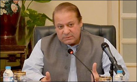 PM Nawaz chairs high-level meeting regarding CPEC;  directs timely completion of projects