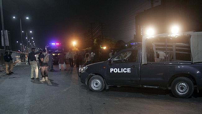 Three afghan nationals among 33 arrested in Karachi