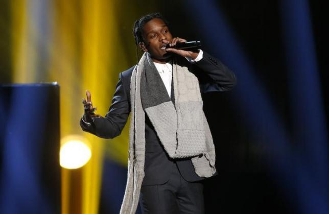 Rapper A$AP Rocky scores second No. 1 on Billboard 200 chart