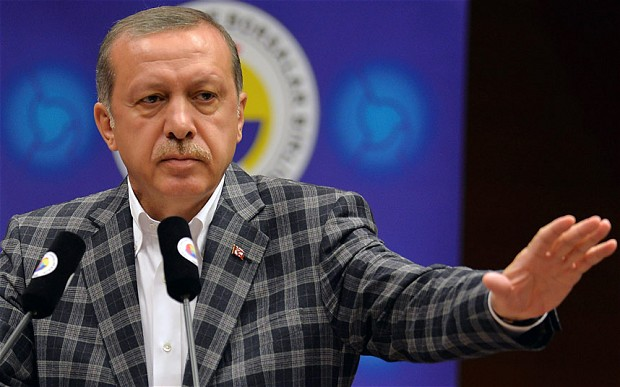 Turkish President Erdogan's party loses majority in Parliament