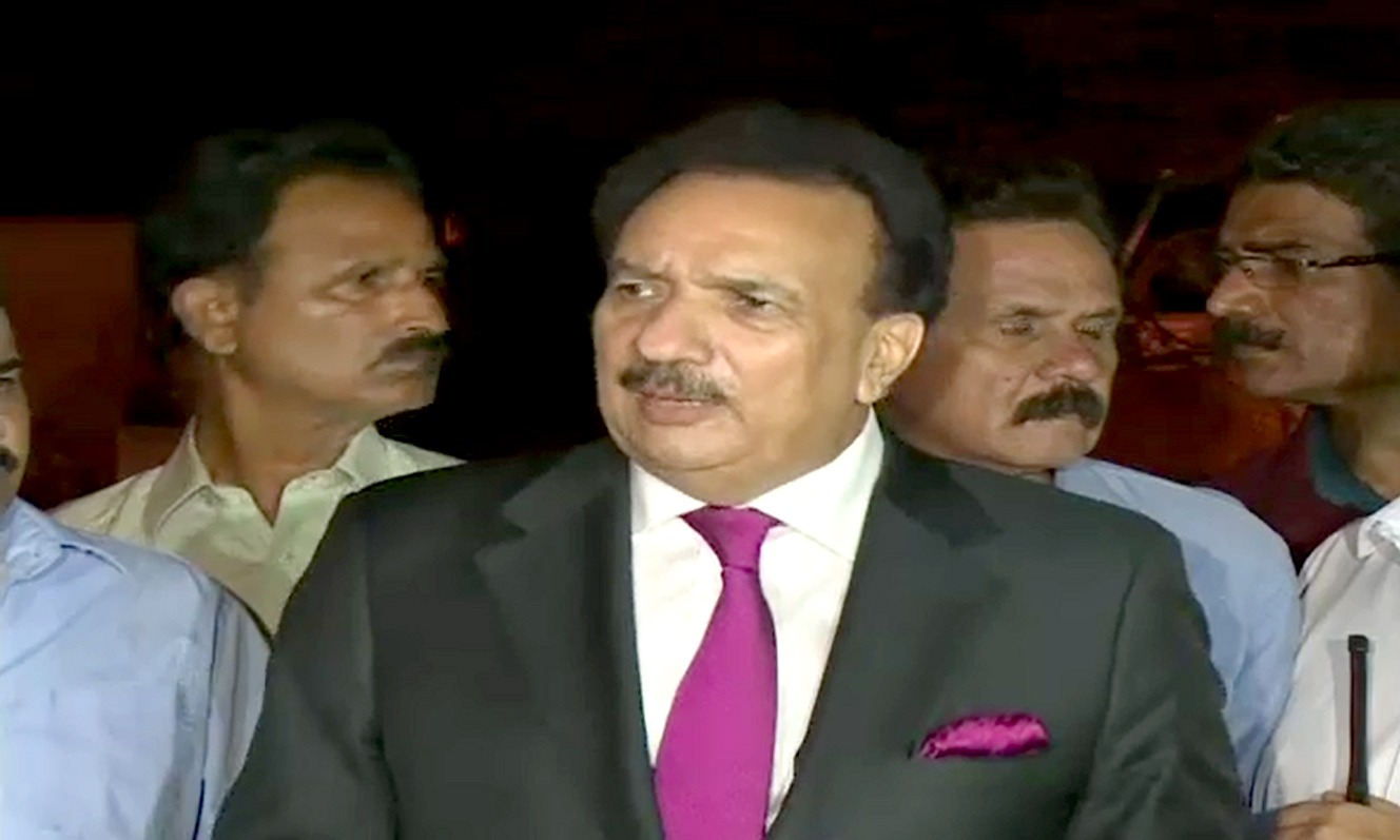 PPP workers won't run away out of fear, says Rehman Malik