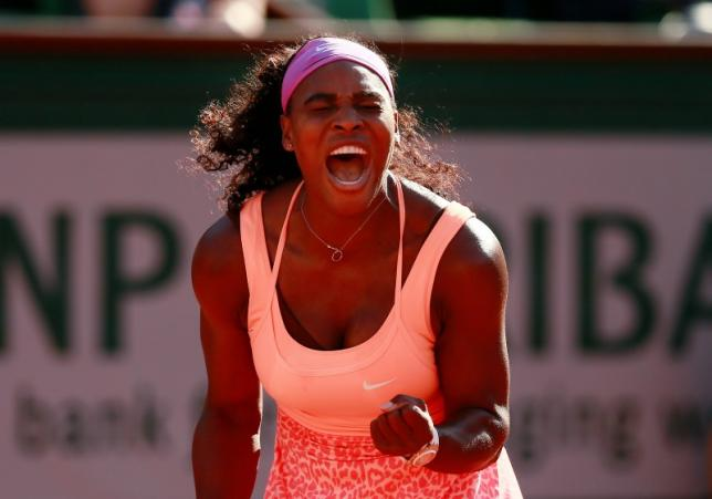 Serena favorite to cough up third French title