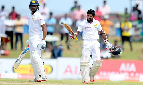 Bowlers, Silva give Lanka upper hand against Pakistan in first Test