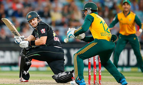 South Africa confirm Australia Twenty20 itinerary