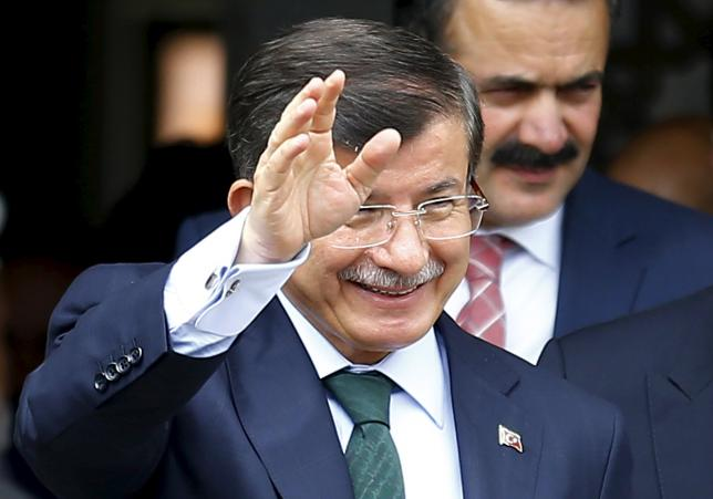 No debate on presidency in coalition talks, says Turkish Prime Minister