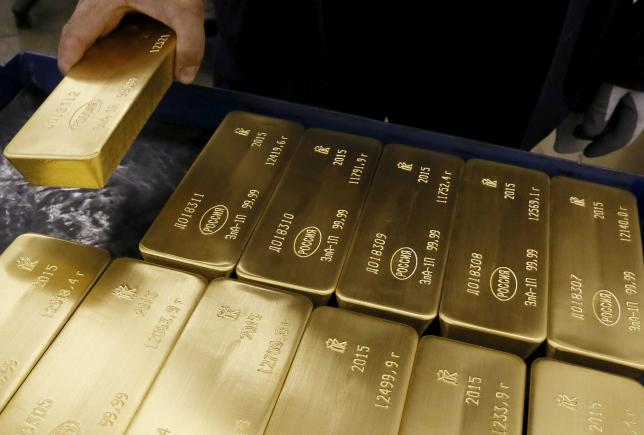 Gold stalls as U.S. jobs data keeps door open to Sept Fed hike