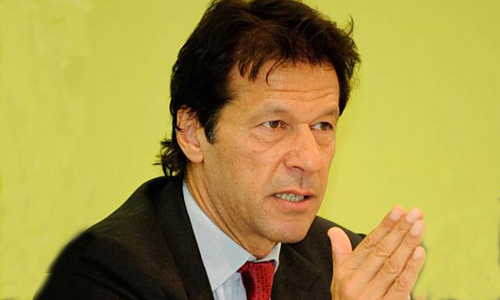 One type of resignations were for probe into rigging, another to save target killers: Imran Khan