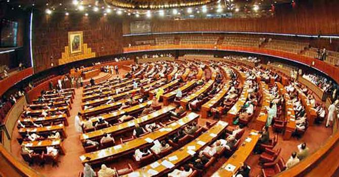 National Assembly passes resolution extending Pakistan Army (Amendment) Ordinance 2015