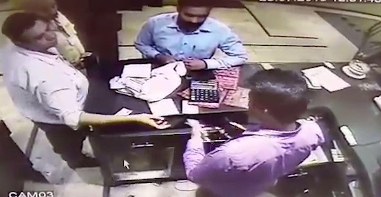 Punjab Food Authority officials cash Aysha Mumtaz's name; caught taking bribe