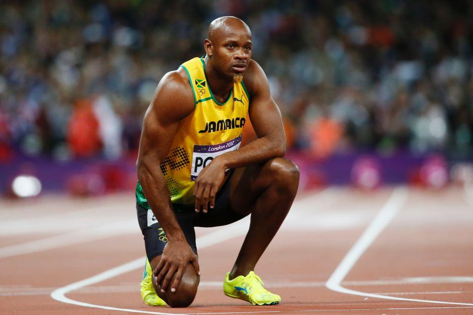 Asafa Powell wins the 100m in Paris as Jimmy Vicaut equals European record