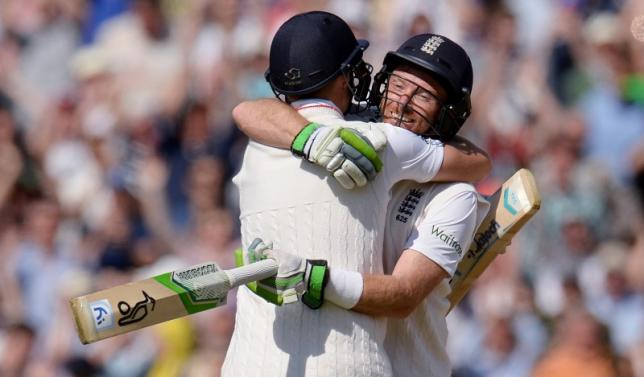 Bell steers England to victory, hosts take 2-1 Ashes lead