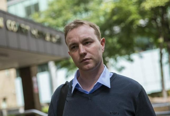 'Near-suicidal' Libor trader Hayes says anger drove plea change