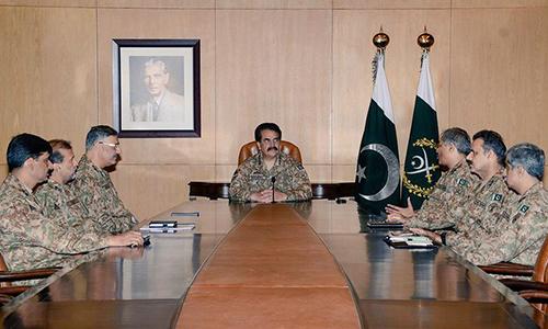 COAS General Raheel Sharif donates Army's one-day ration to flood victims