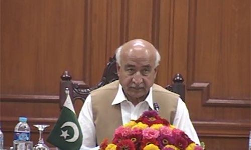 Balochistan CM Dr Abdul Malik calls for an end to unnecessary checkposts of police, Levies