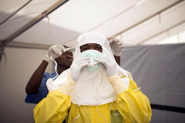 Guinea's last Ebola case, a baby girl, leaves hospital