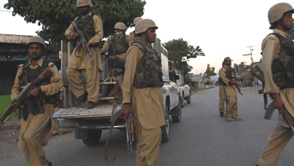 Three FC personnel injured in attack on convoy in Turbat