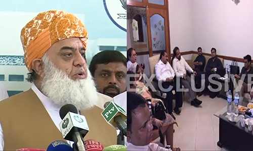 MQM, JUI-F refuse to withdraw motions to de-seat PTI members