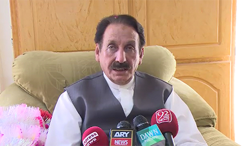 Former chief justice Iftikhar Ch jumps into thorny terrain of politics