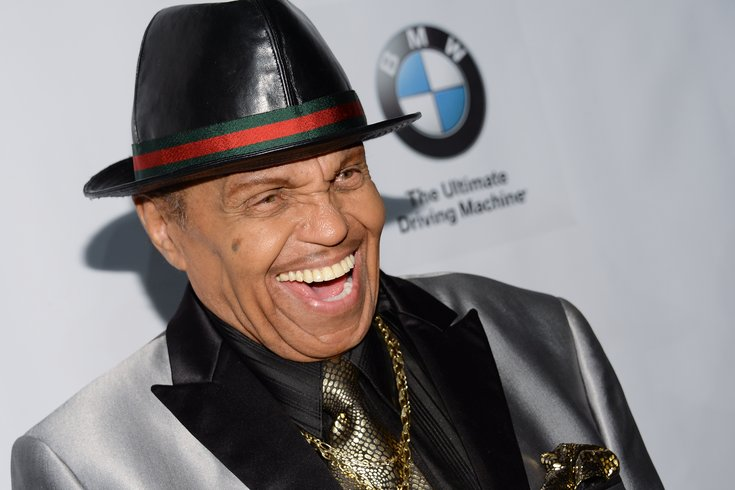 Joe Jackson, father of Michael and Janet, suffers a stroke in Brazil