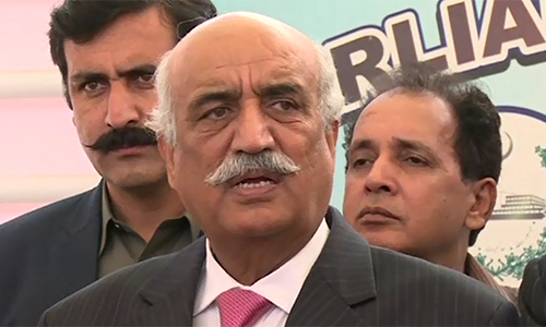 It's hoped that now doubts will end, says Khurshid Shah