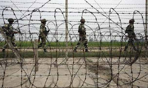 Another ceasefire violation: Indian forces resort to unprovoked firing at LoC
