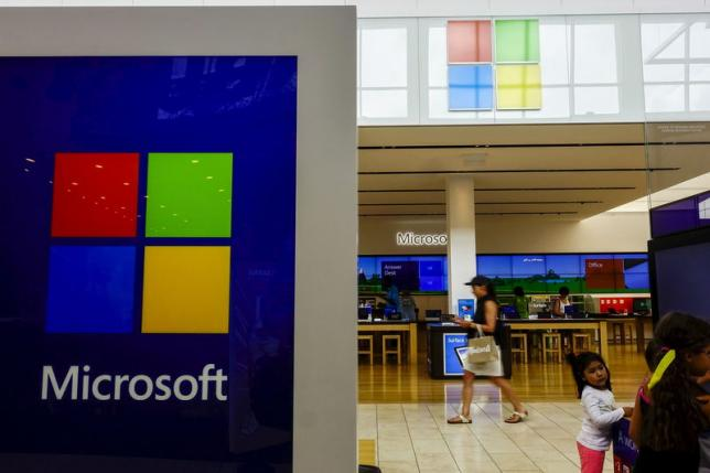 Microsoft's focus on cloud, partnerships paying off